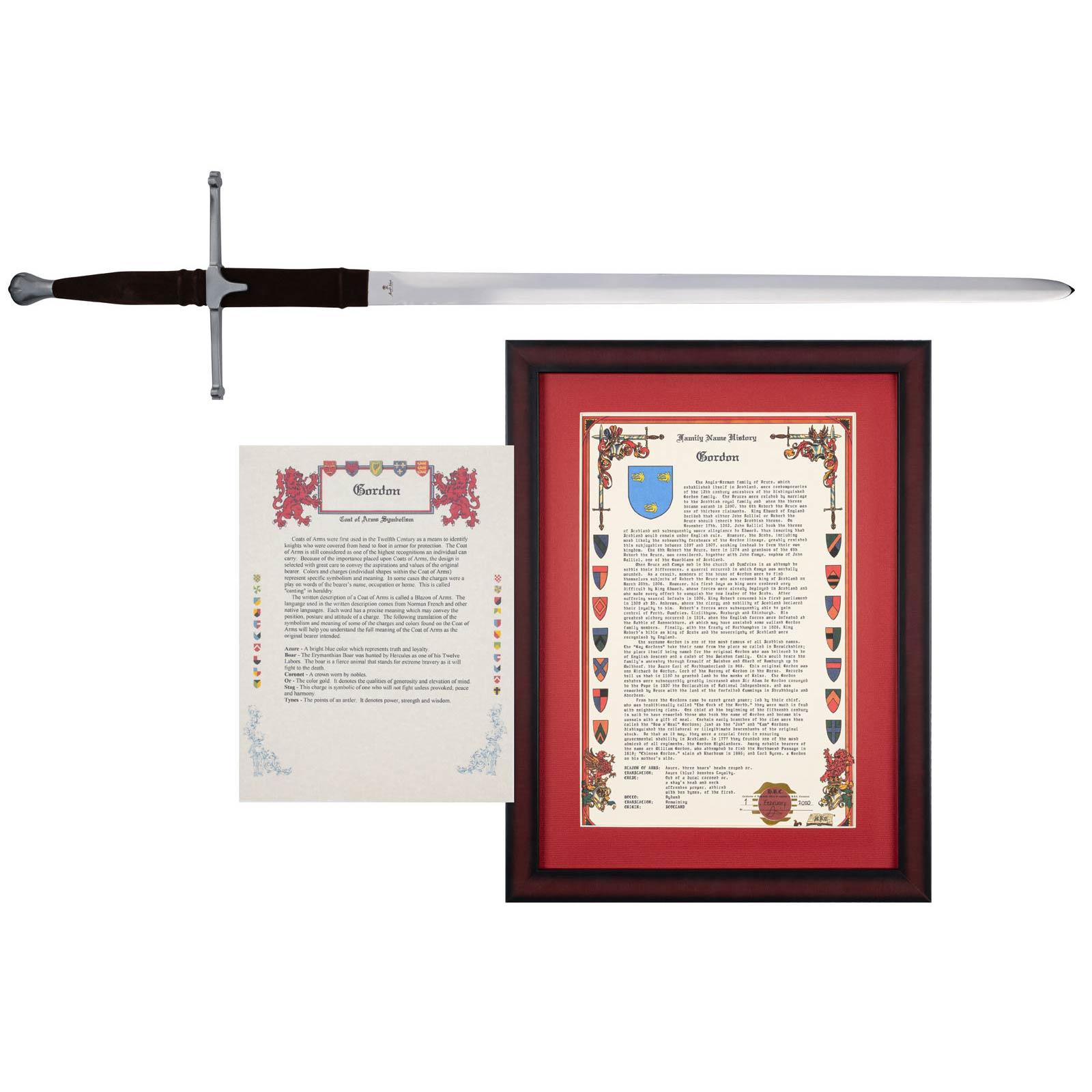 Claymore Sword Set
