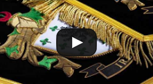 Family Coat of Arms/Crest Banner