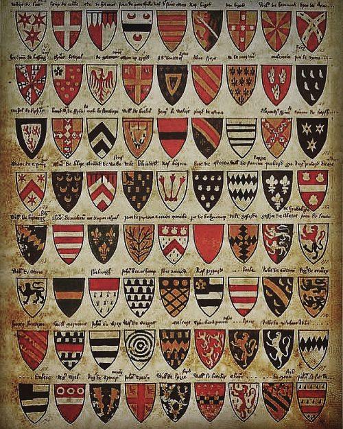 Medieval Rolls 1