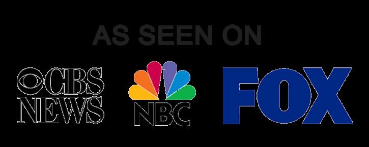 As Seen On FOX, NBC, CBS